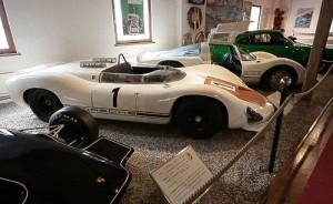 Porsche 910/S Bergspyder - Baujahr 1967