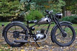 DKW RT 3 PS - Baujahr 1939