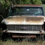 Chevy II / Nova – gefunden auf der Insel Falster in Dänemark