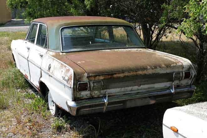 Chevy II / Nova