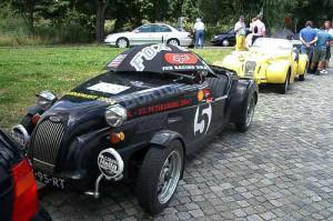 Burton Roadster aus den Niederlanden auf Basis des Citroen 2 CV