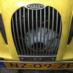 Hinter dem Kühlergrill – der Burton-Motor vom Citroen 2 CV