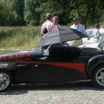 Burton Roadster – Pause auf grosser Fahrt