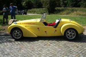 Das perfekte Roadster-Feeling - Burton