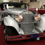 Mercedes-Benz 500 K – The Auto Collections, Imperial Palace, Las Vegas