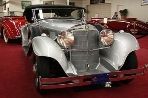Mercedes-Benz 500 K - The Auto Collections, Imperial Palace, Las Vegas