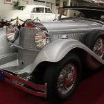 Mercedes-Benz 500 K – Achtzylinder Kompressor