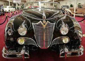 1948 Cadillac Series 62 Saoutchuk - 3-Position Convertible Coupe