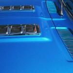 Lufthutzen auf der Motorhaube - Chevrolet Camaro SS 396