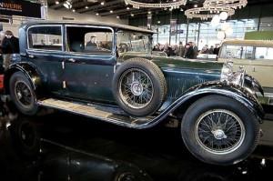 Austro-Daimler ADR 6 Limousine - Baujahr 1931