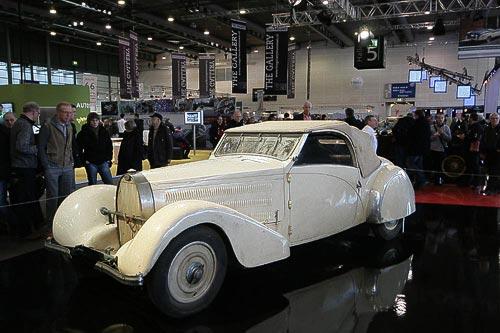Bugatti Typ 57 Cabriolet - Baujahr 1937