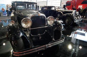 Maybach DS 7 Limousine - Baujahr 1927