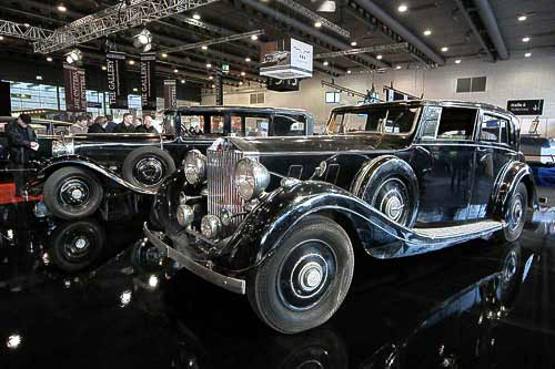 Rolls Royce Phantom III Limousine - Baujahr 1939