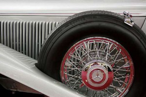 Mercedes-Benz 500 K - Offener Tourenwagen - 1936