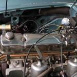 Und unter der Haube – der krafvolle 3-Liter-Reihensechszylinder-Motor!