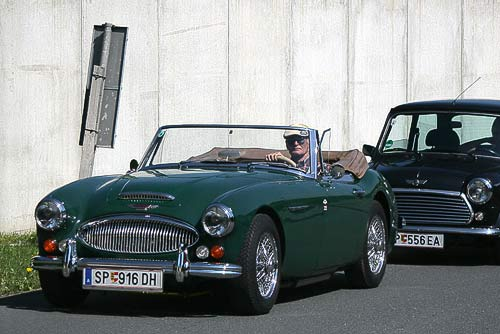 austin healey 3000 oldtimer roadster edle. Black Bedroom Furniture Sets. Home Design Ideas