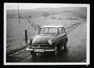 Mein Lloyd Alexander in der Eifel - ein restauriertes Schmuckstück