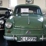 Lloyd LP 400 - im Automuseum Melle