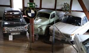 Das Automuseum im Erlebnispark Ziegenhagen