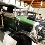 Ford Oldtimer - Model T ( Tin Lizzie ) und Model A in Ziegenhagen