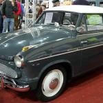 Lloyd Alexander TS - edler Oldtimer auf der Bremen Classic Motorshow 2013