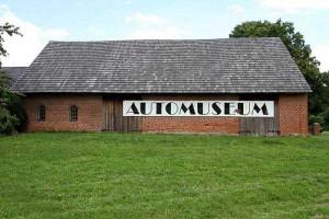 Das Automuseum Asendorf in einem denkmalgeschützten Gebäude-Ensemble