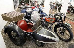 Die grosse Motorrad-Ausstellung im Automuseum Asendorf