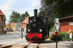 Die Museums-Eisenbahn Bruchhausen-Vilsen - Asendorf
