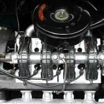 Schnurrt wie eine Nähmaschine – der Motor des NSU 1200 C