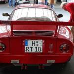 Macht auch nach 40 Jahren eine sportliche Figur - der Thurner RS mit NSU-Technik
