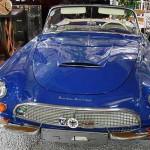 Auto-Union 1000 SP Cabrio - im Technikmuseum Speyer