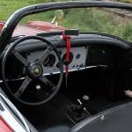 Klassisches XK 150-Cockpit mit Armaturenbrett für Rechts- und Linkslenker