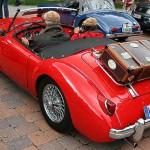 MGA - der klassische Roadster