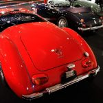 MG A – Roadster