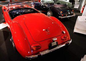 MG A - Roadster