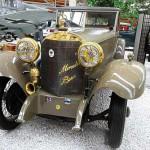 Mercedes-Benz 630 'Park-Ward' – Baujahr 1924 – 6-Zylinder -im Technikmuseum Speyer