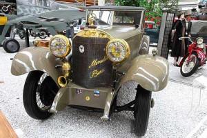 Mercedes-Benz 630 'Park-Ward' - Baujahr 1924 - 6-Zylinder - im Technikmuseum Speyer