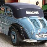 Mercedes-Benz 170 H – Baujahr 1938 – 4-Zylinder, 1.697 ccm, 38 PS, Heckmotor