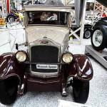 Opel 4 / 16 Limousine – Baujahr 1928 – 4-Zylinder – 1.018 ccm – 16 PS