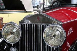 Rolls-Royce Phantom I - Baujahr 1926 - 6-Zylinder, 7.668 ccm, 108 PS
