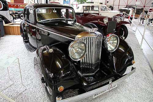 Jaguar SS - Baujahr 1937