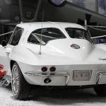 Chevrolet Corvette C 2 Sting Ray - Split Window Coupé - 5,4 l V 8 mit 340 PS - Baujahr 1963