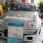 Mazda RX-7 in Rennsport-Ausführung
