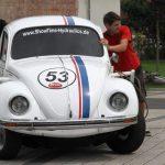 VW-Käfer – Lowrider Herbie