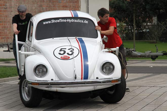 VW-Käfer - Lowrider Herbie