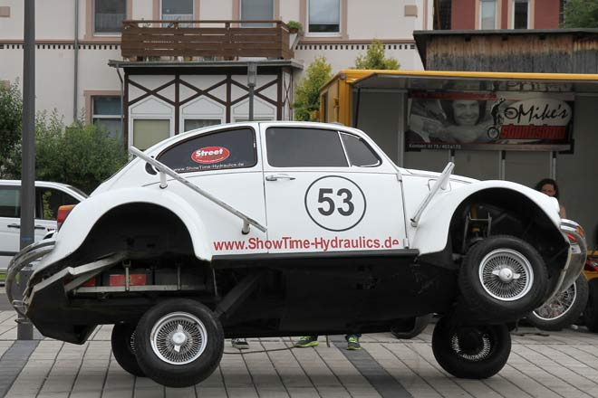 VW Käfer - Lowrider Herbie