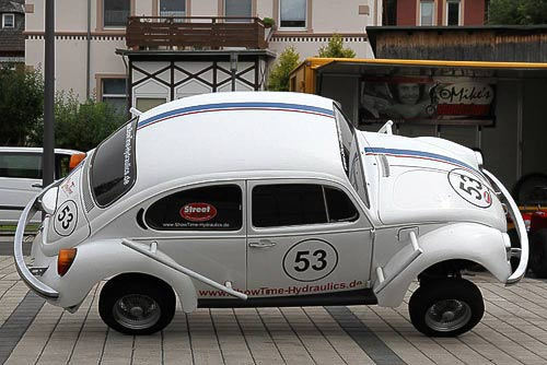 VW-Käfer 'Herbie'