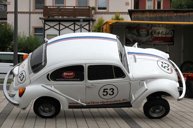 VW-Käfer Herbie