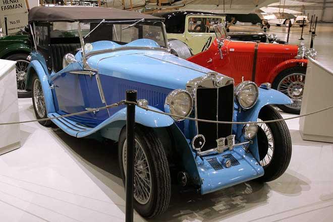 MG-Roadster