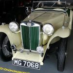 MG TC – Baujahr 1946 – Owls Head Transportation Museum